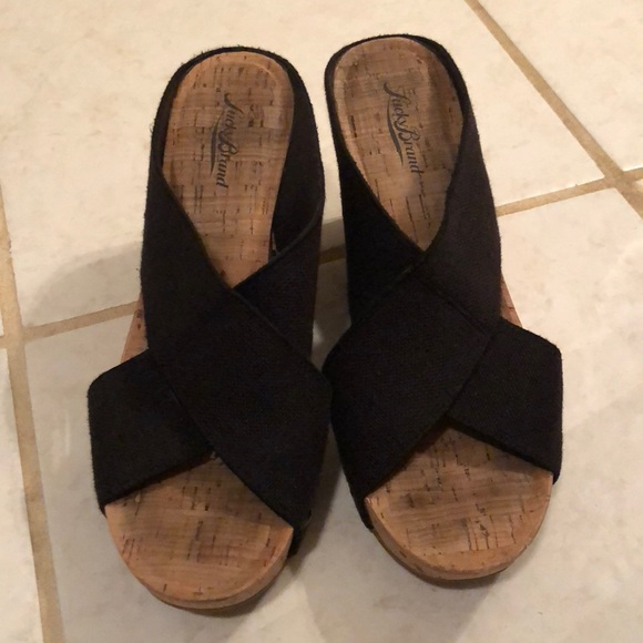 Shoes - Lucky brand miller wedges